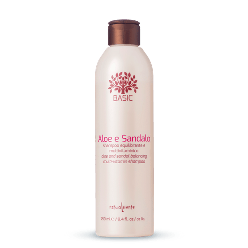 Aloe & Sandalwood Schampo för daglig användning