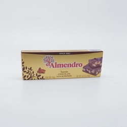 Turrón Chocolate med mandel