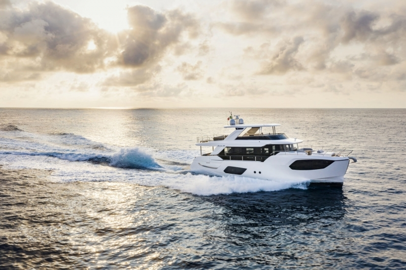 Navetta 68 – Glass bridge integration success