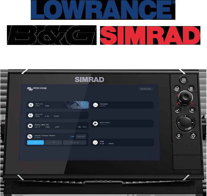 Marine MFD GX integration - Navico (Lowrance, B&G, Simrad)