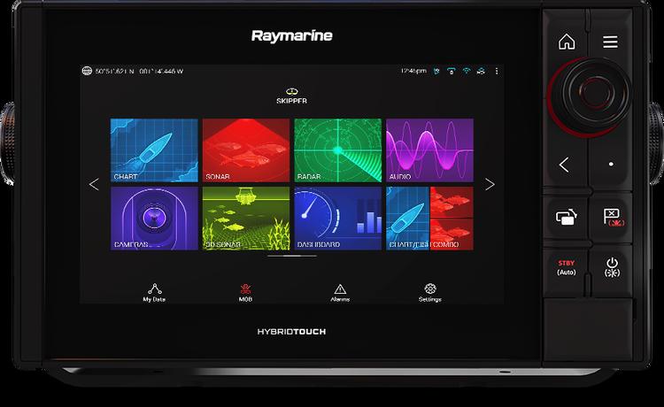 Raymarine - AXIOM PRO 9 S, NSD