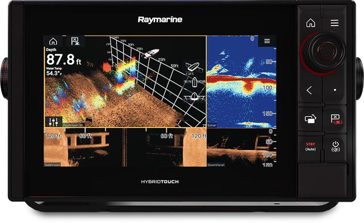 Raymarine - AXIOM PRO 9 RVX, NSD