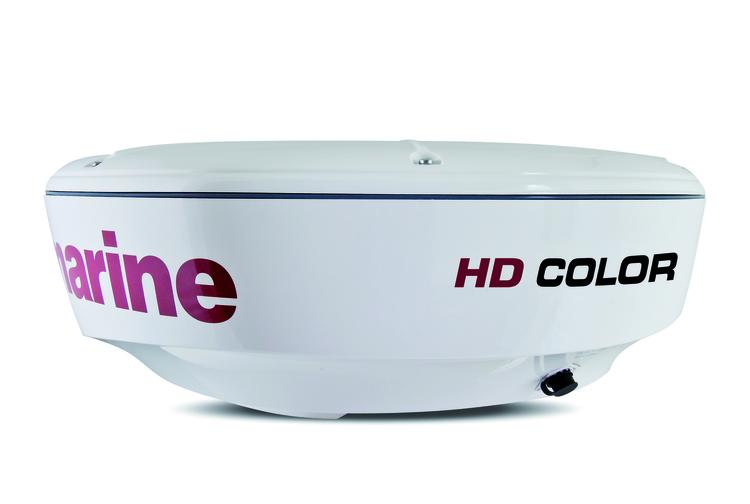 Raymarine - HD Color antenn, 4kW, 24 tum, 3,9 grader lobvinkel (Exkl kabel)