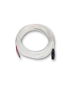 Raymarine - 15m spänings kabel Quantum