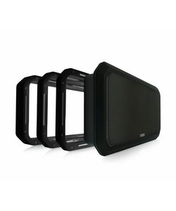 Fusion - Sound-Panel spacer svart 22mm