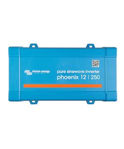 Victron Energy - Phoenix Inverter VE.Direct 12/250 230V IEC-uttag