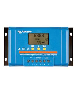 Victron Energy - BlueSolar PWM LCD&USB 48V-10A
