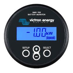 Victron Energy - BMV-712 Batterimonitor inklusive 500A shunt, svart