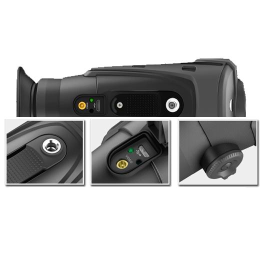 GUIDE IR510 - Nano Series Handhållen termisk monokulär