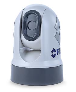 FLIR E70432 - M132 Värmekamera med tilt, 320x240 px, IP video, Exkl. JCU