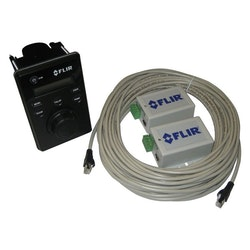 FLIR 500-0394-00 - Extra manöverpanel FLIR M-serien, inkl ethernetkabel och 2 PoE-injektorer