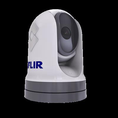 FLIR E70525 - M364, stabiliserad IP-värmekamera (640x512, 30Hz, 24grader) med pan, tilt och elektronisk zoom, Exkl JCU