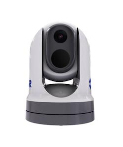 FLIR E70518 - M364C, stabiliserad IP-värmekamera (640x512, 30 Hz, 24grader) och färgkamera med pan, tilt, 30x optisk o