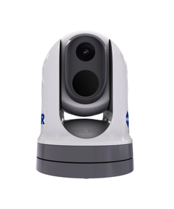 FLIR E70520 - M364C LR, stabiliserad IP-värmekamera (640x512, 30 Hz, 18grader), färgkamera med pan, tilt, 30x optisk o