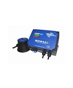 Sonihull SH-1 - Sonihull mono, ultraljudsskydd mot beväxning för båtar upp till 10 meters längd