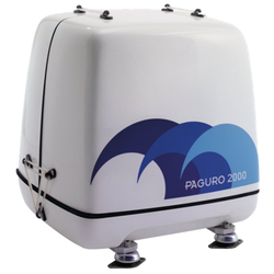 Paguro AP02023050M0 - Paguro 2000, elverk 2000 VA, 230V, 50 Hz, 2kw, 3000 rpm, permanent magnet