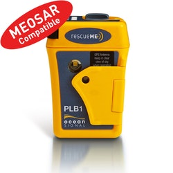 Ocean Signal 730S-01261 - rescueME PLB1. Nödsändare via satellit, GPS, pejlsignal 121,5 MHz, 7 års batteri, 7 års garanti.