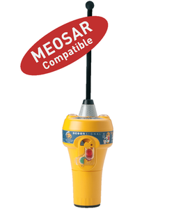 Ocean Signal 700S-00606 - SafeSea E100 EPIRB (utan GPS), nödsändare, satellit, 121.5 MHz pejlsignal, 96 tim driftstid.