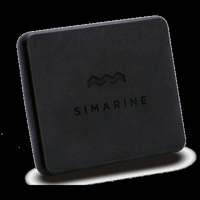 SIMARINE CO02 - Gummiskydd till PICO utanpåliggande. Svart.