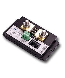 SIMARINE S001 - SC301 shunt. 1x 300A (0-72V), 1x temp, för PICO display