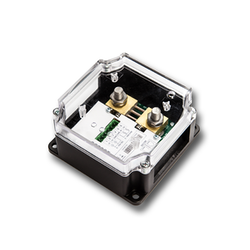 SIMARINE S006 - SC502T kombishunt 500A. 1x 500A (2x 0-72V), 1x temp eller tank, för PICO display