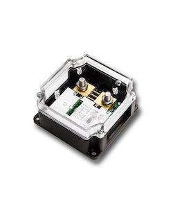SIMARINE S005 - SC302T kombishunt 300A. 1x 300A (2x 0-72V), 2x temp eller tank, för PICO display