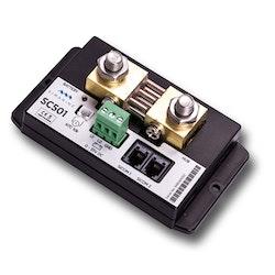 SIMARINE S002 - SC501 shunt. 1x 500A (0-72V), 1x temp eller tank. För PICO display.