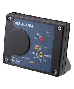 Ocean Signal 741S-02037 - AIS Alarm Box, ansluts till en AIS via NMEA 0183, 30 individuella AIS-enheter, externa larm