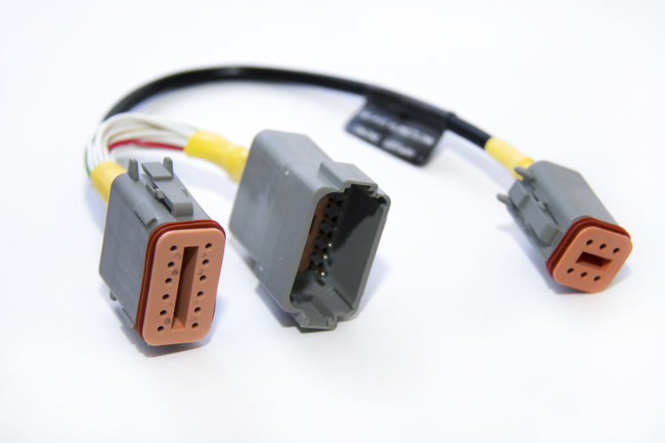 Yacht Devices EVC-A-M - EVC-A multisensor adapterkabel för YDEG-04