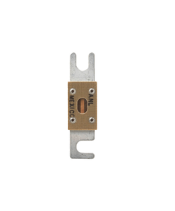 ANL-säkring 80VDC/500 A, trög, cc 61 mm