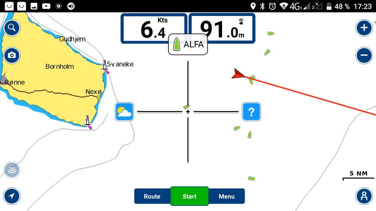 Yacht Devices YDWG-02R - SeaTalkNG Wi-Fi Gateway