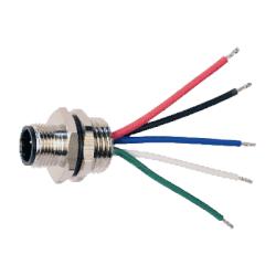 Actisense A2K-PMW-M - Micro C-kontakt hane för panelmontage NMEA 2000