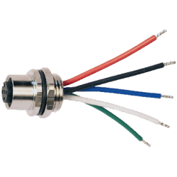Actisense A2K-PMW-F - Micro C-kontakt hona för panelmontage NMEA 2000
