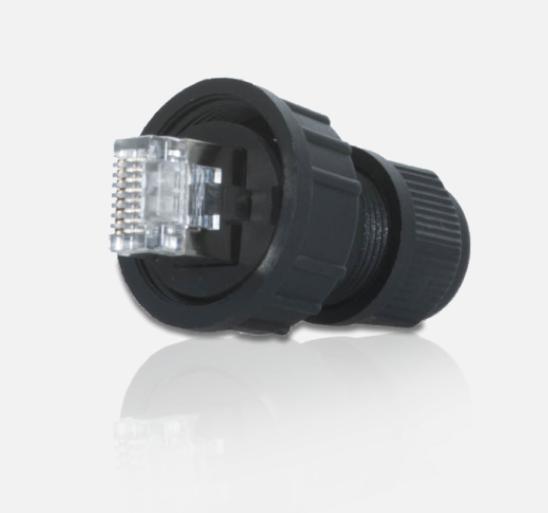 Actisense RJ45-FFC - Vattentät kontakt RJ45 Vattentät Ethernet Kontakt för NDC-5