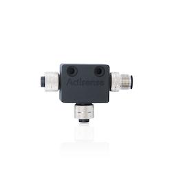 Actisense A2K-T-MFF - Micro T-kontakt för NMEA 2000. Skruvhål för enkel montering