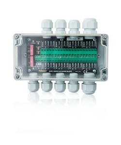 Actisense QNB-1 - Multiport-modul 6 portar NMEA 2000. Inkl avsäkrad spänningsmatning