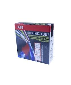 KRYMPSLANG UTAN LIM, 2:1, ID=6.4 mm, RÖD BOX, L=7.5m, TUNN-V (1,5-6 mm2)