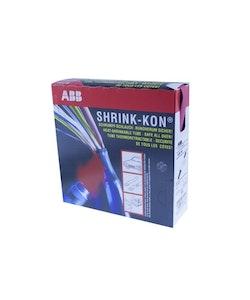 KRYMPSLANG UTAN LIM, 2:1, ID=19.1 mm, RÖD BOX, L=5.0m, TUNN-V (35-70 mm2)