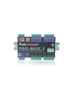 Actisense PRO-MUX-1-BAS-R - Professionell NMEA Multiplexer 8 OPTO input, 6 ISO-Drive outputs, Serial, Ethernet port, advanced data filtering and routing