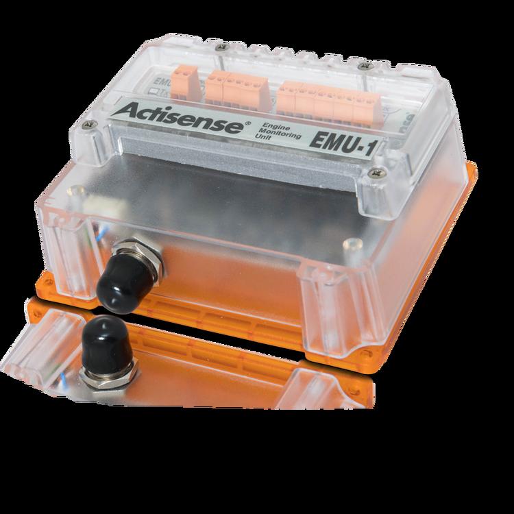 Actisense EMU-1-BAS - Gateway för motordata från analoga motorer till NMEA 2000 Konfigureras med en NGT-1-USB.