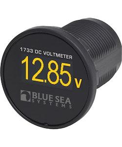 Blue Sea Systems 1733 - Oled mini Voltmeter