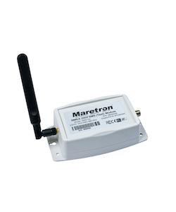 Maretron SMS100-01 - GSM-modul för sändning av larm och data från NMEA2000, konfigureras via N2KView eller en Maretron-display, e-Sim