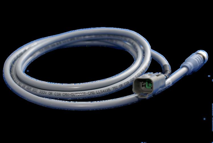 Maretron MCF-2M-D4 - Adapter MICRO hona till Deutsche 4 pin, 2 M-kabel till J2K100