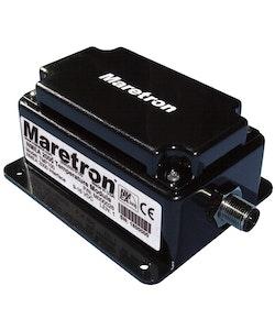 Maretron TMP100-01 - Adapter för övervakning av 6 st temperaturgivare, varav 2 st avgastemperatur, NMEA 2000