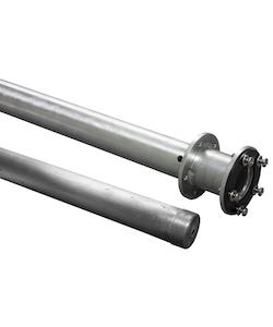 Maretron TFTDBE-5H - Fokusrör med deadbandfilter SAE 5-bult till TLM100/TLM150-givare