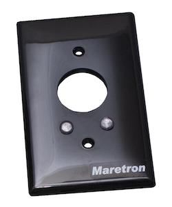 Maretron CP-BK-ALM100 - Svart täckplatta till ALM100