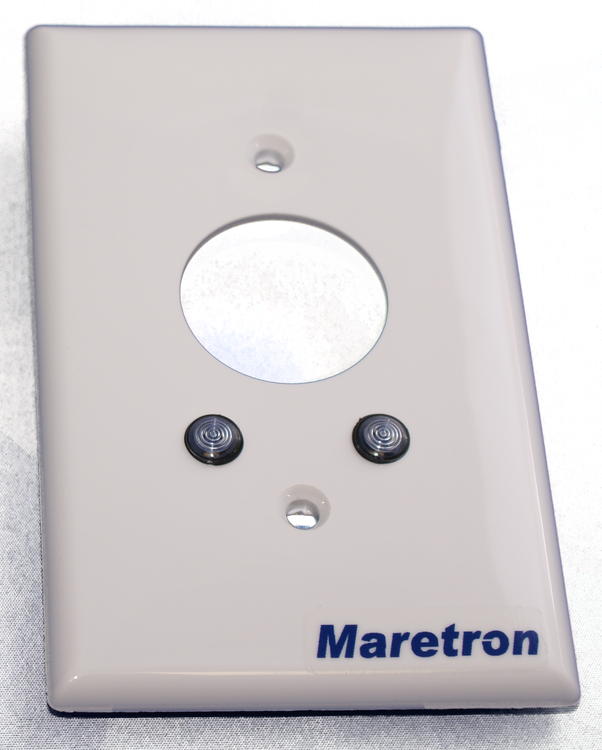Maretron CP-WH-ALM100 - Vit täckplatta till ALM100