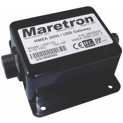 Maretron USB100-01 - Gateway NMEA 2000 till en pc (USB), NMEA 2000