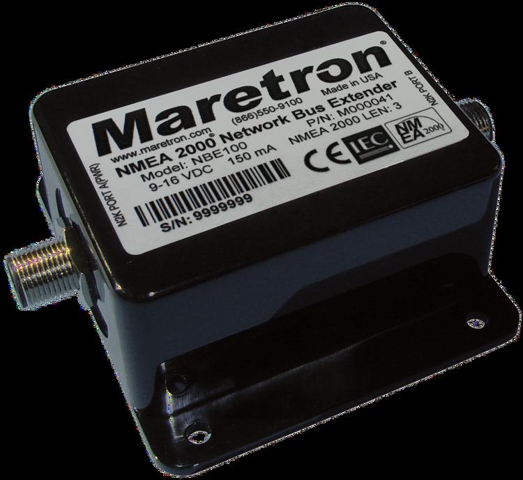 Maretron NBE100-01 - Bussextender för expansion och redundanslösningar i NMEA 2000-nätverk