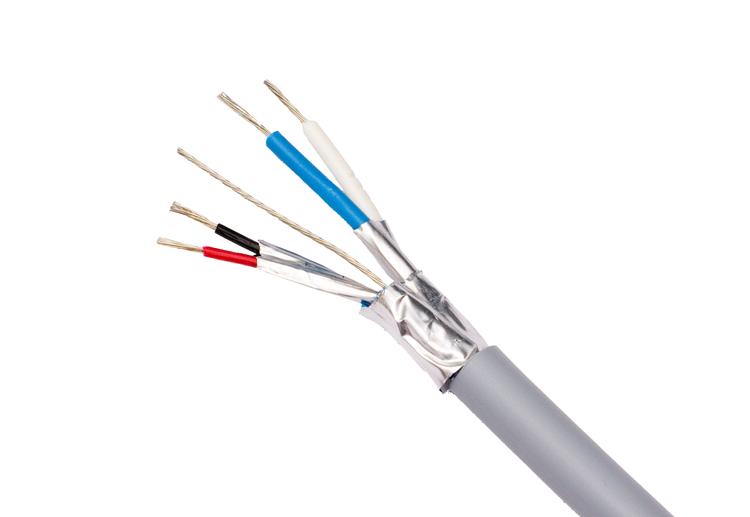 Maretron CG1-100C - Lite-kabel för NMEA 2000, Grå, rulle om 100 meter (hel kabel)